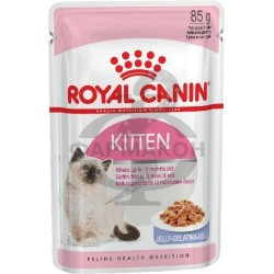 РОЯЛ КАНИН КОНСЕРВЫ Д/КОТЯТ КИТТЕН ИНСТИНКТИВ В/У 85ГР. В ЖЕЛЕ [ROYAL CANIN]